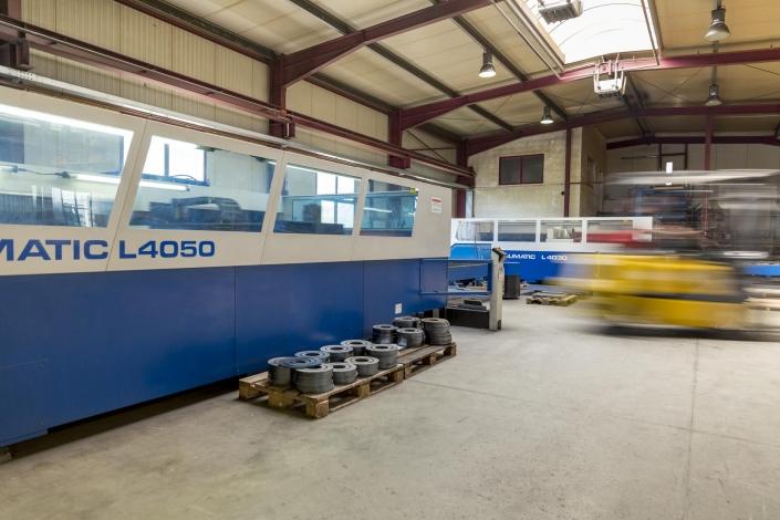 abteilung laserbearbeitung
