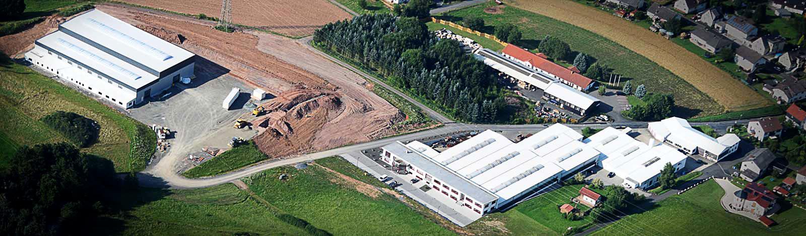 Luftbild Firma MJM